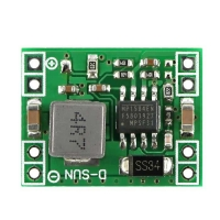 """Mini DC Voltage Step-Down Regulator (D-SUN)  """