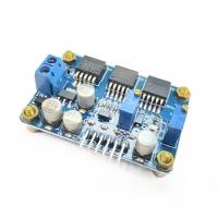 ماژول رگولاتور 4 کانال 3.3 و 5 ولت ثابت و 6-22 ولت متغیر