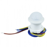 PIR Motion Detector with integrated 220v Switch