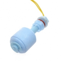 فلوت سوییچ مغناطیسی پلاستیک ضد خوردگی برای تشخیص سطح مایعات  52 میلی متر با نصب عمودی