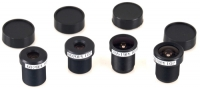 M12 Lens Set : 8/6/3/2.65mm with IR cut filter(650)