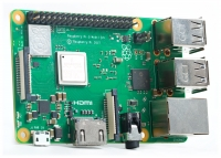بورد رسپبری پای 3  Raspberry Pi 3 Model B+ RS UK ساخت انگلستان