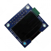 0.96inch 128X64 OLED Display Module White SPI