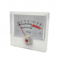 VU Meter  Analogue meter