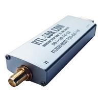 دانگل MiniSDR کیت گیرنده SDR برای باند 500 کیلوهرتز تا 1.7 گیگاهرتز با چیپ RTL2832U و R820T2 همراه دو  آنتن تلسکوپی