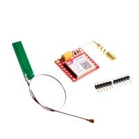 SIM800L Micro SIM Module with PCB U.FL Antenna