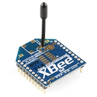 ماژول XBee سری (ZB) با آنتن سیمی توان 2mW