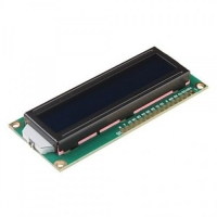 1602 Characteric LCD 16PIN Module BLUE