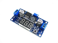 LM2596 Step-Down Module with 7-Segmnet Voltmeter