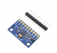 PU9250 9-DOF 3-Axis Accelerometer, Gyro, & Magnetometer