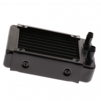 mini radiator 157x120x33mm ---- pipe