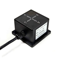 Dual Axis ±45 Accurate Inclinometer RS485 Bus Mode