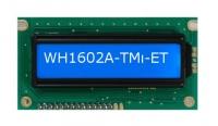 نمایشگر گرافیکی Winstar  آبی 2*16 مدل WH1602A-TMI-ET