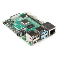 بورد رسپبری پای 4  Raspberry Pi 4 1G Model B UK ساخت انگلستان