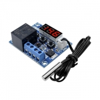 Wx-101w Temperature Control Board Switch Digital Thermostat
