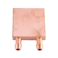 4X4 Copper Water Cooling Block