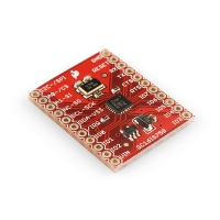 بورد آی سی SC16IS750 مبدل I2C/SPI به UART