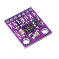 سنسور ضربان قلب و پالس اکسیمتر MAX30100 مدل CJMCU-30100 محصول CJMCU
