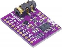 ماژول مبدل دیجیتال به آنالوگ صوتی 32 بیتی استریو PCM5102A مدل CJMCU-5102