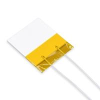 صفحه هیتر سرامیک R=500 48V5W 110V24W 220V96W سایز  40x40x2 میلی متر تا 250 درجه