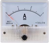 آمپرمتر پنلی میتر آنالوگ 3A مدل 85C1