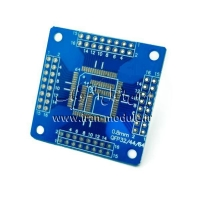 QFP32/44/64 to DIP Package Adapter