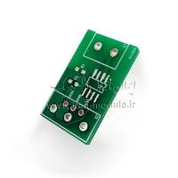 بورد مونتاژ سنسورهای جریان سری ACS712