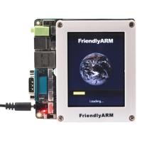 """Mini2440 بورد پردازنده ARM9 سامسونگ با نمایشگر """"3.5"""