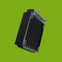 رادیاتور خنک کننده یک فن آبی 7×7