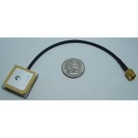آنتن GPS با patch و کانکتور SMA
