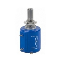 Multiturn Wirewound Potentiometer 200 OHM