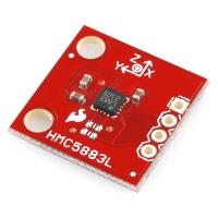 بورد سنسور HMC5883 مغناطیس 3 محور محصول Sparkfun