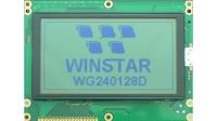 نمایشگر گرافیکی Winstar  آبی 128*240 مدل WG240128D-TMI
