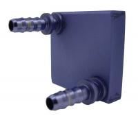 بلوک خنک کننده آبی 4X4 سانت رایت