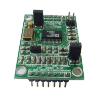 Breakout Board for AD9851 DDS Synthesizer