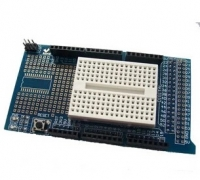 شیلد پروتوتایپ MEGA2560 همراه برد بورد