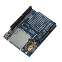 شیلد دیتالاگر آردوینو همراه با باتری Arduino Data Logging Shield