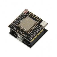 برد توسعه Witty cloud با هسته وایفای ESP8266 دارای دو پورت میکرو USB (مینی Nodemcu)