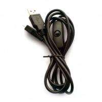 کابل USB برد رزبری پای به همراه سوییچ Power