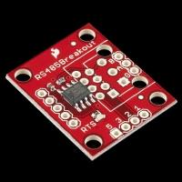 بورد توسعه RS-485 با آی سی SP3485