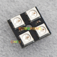 2x2 Square RGB LED WS2812