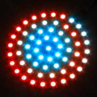 CJMCU 61 WS2812 5050 RGB LED lights built-in full-color driver board