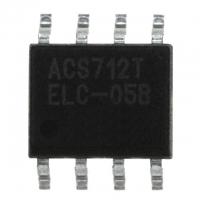 سنسور جريان اثر هال 5 آمپر ACS712ELCTR-05B محصول Allegro