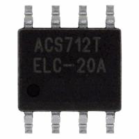 سنسور جریان اثر هال 20 آمپر ACS712ELCTR-20A محصول Allegro