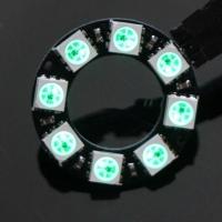 ماژول حلقه 8 تایی WS2812 LED RGB