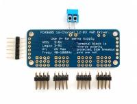PCA9685 16-channel 12 Fm + I2C bus PWM controller servo control module