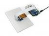 نمایشگر 7 اینچ رنگی بدون تاچ 600×1024 با اینترفیس DPI مخصوص رسپبری پای محصول Waveshare
