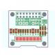 ماژول نمایشگر OLED سفید 16 پین 0.96اینچ با رابط SPI سایز 128x64