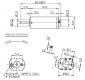 موتور مینیاتوری پروازی FF-K20WA ولتاژ 1.5-3 ولت 9700RPM مناسب برای کواد و پرنده های کوچک