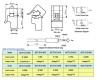 سنسور جریان 70 آمپر کلمپی Split core SCT013-70